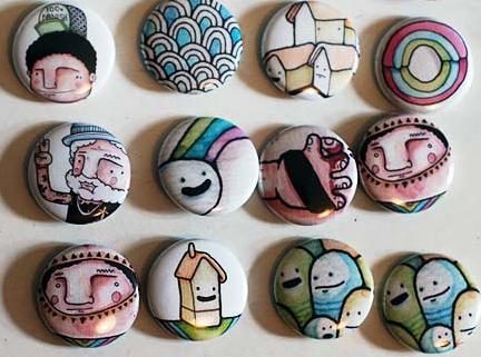 yiwu buttons
