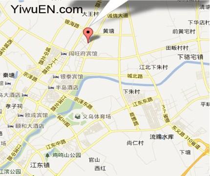 Futian Market Map