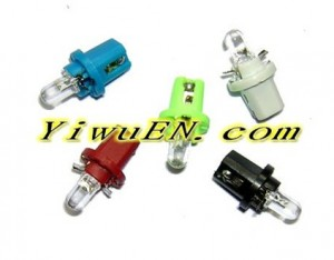 LED instrument lights