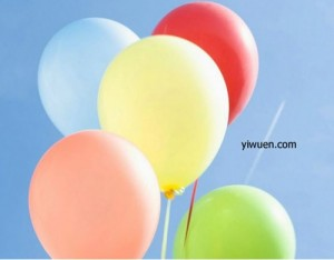 Yiwu balloons