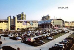 Yiwu city market