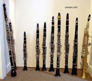 Yiwu clarinet