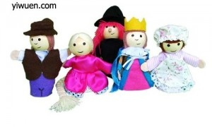 Yiwu puppets