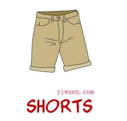 Yiwu shorts