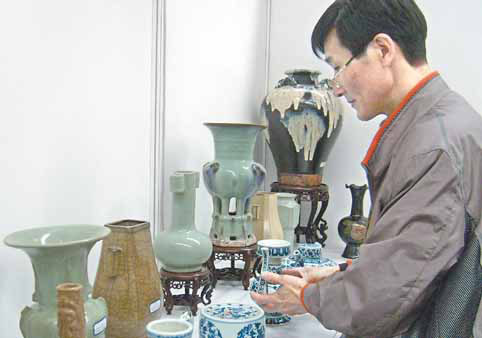 Booths of Yiwu Culture Fair