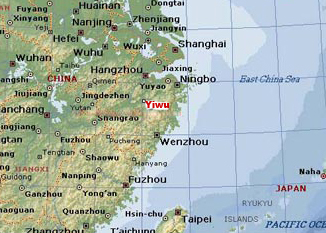 Yiwu map,Yiwu Maps